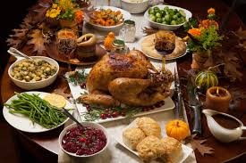 thanksgiving turkey dinner table. Interesting Dinner Thanksgiving Dinner Table Rich Roast Turkey Red Wine And All Kinds Of  Vegetables Intended Turkey Dinner Table A