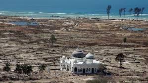<b>Ten years after</b> the tsunami