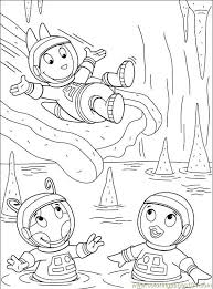 Small Picture Backyardigans 001 26 Coloring Page Free The Backyardigans