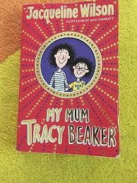 Check out our book cover selection for the very best in unique or custom, handmade pieces from our book covers shops. My Mum Tracy Beaker By Wilson Jacqueline Book Pre Owned 9780440871521 Ebay
