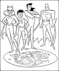 Coloring Pages Superheroes Dc Superhero Coloring Pages Dc Superhero