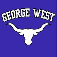 Image result for george west isd logo