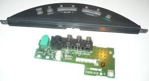 sony tv replacement parts. sony kdl40s3000 tv button and ir board sony tv replacement parts d