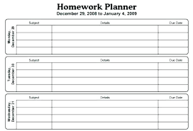 Student Weekly Planner Template High School Planner Template Chanceinc Co