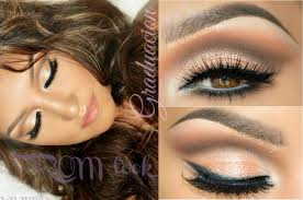 look de graduacion cabello prom makeup hair style