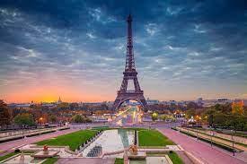 Eiffel Tower 4K Wallpapers - Wallpaper Cave