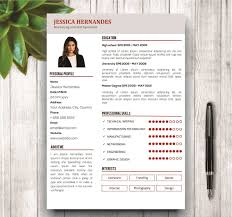 Clean Resume Template + Cover Letter ~ Resume Templates ~ Creative ...