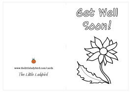 Get Well Soon Cards Printables Get Well Soon Card Printable In Reliable Hands