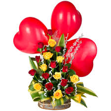roses with balloons send gifts to hyderabad from usa gifts to hyderabad india same day delivery birthday gifts delivery in hyderabad
