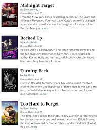 fifty shades of grey and more if like me you wanted more from the goodreads site it seems we have lots of good stuff to look forward to in