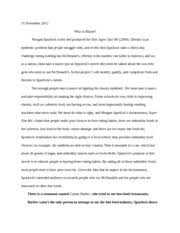 supersize me essay mcsupersize analysis morgan spurlock director 7 pages supersize me essay 2