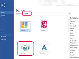 Memo Template Word Mac How To Make A Banner In Microsoft Word Crafts How To