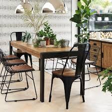 dining chair modern mid century dining table and chairs unique round dining room table and