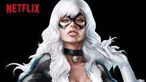 black cat marvel.  Cat Marvelu0027s THE BLACK CAT Teaser  Netflix NYCC HD Amber Heard Vincent  Du0027Onofrio FANMADE For Black Cat Marvel R