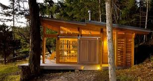 Small Picture small slanted roof modern cabin modern cabin Pinterest Cabin