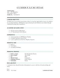 Resume Sample Format Pdf Resume Sample Format Pdf Resume Sample