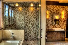 MarbleGlassTileBathroom - Glass tile bathrooms