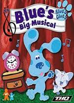 Blues clues gingerbread boy Periwinkle Blues Clues Blues Big Musical Womens Style Blues Clues Blues Big Musical Charactersactors Images Behind