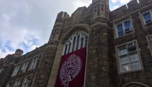 fordham college logo. fordham slips in us ranking \u2014 again college logo