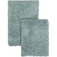 bathroom carpet rugs set mainstays soft nylon bath towels and oval shaped area shape