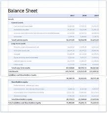 How To Create Balance Sheet Create A Balance Sheet Reporting Devexpress Documentation