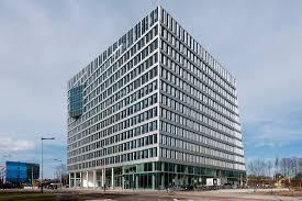office building facades. West And North Façade Views © Ronald Tilleman Office Building Facades S
