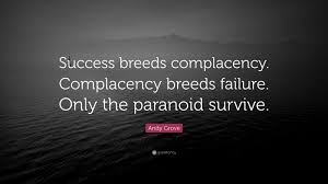 Complacency Quotes Amazing Complacency Quotes Mr Quotes