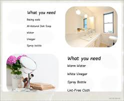 non toxic ways to clean your vanity bathroom cleaning tips ottawa