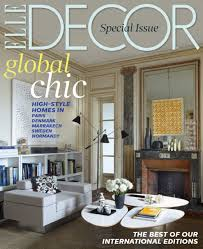 Small Picture Elle Decor Magazine Subscription for 450 Saving with Shellie