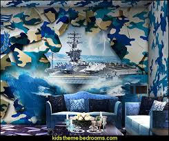 Camouflage Wallpaper Murals Navy Ship Mural Military Bedrooms