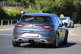 2018 renault rs. fine 2018 2018 renault sport mgane to get 300bhp and mature design and renault rs