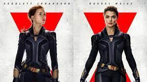 Black Widow: Charakterposter zum Marvel-Film mit Scarlet Johansson