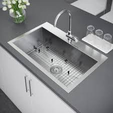 Kitchen Sinks  Adorable Deep Farm Sink White Apron Sink Kitchen 30 Inch Drop In Kitchen Sink
