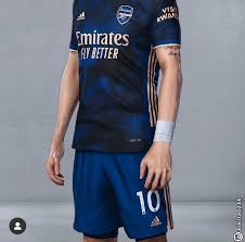 It completes a strong set of. Leaked First Look At The Arsenal 2020 21 Third Kit Theafcnewsroom