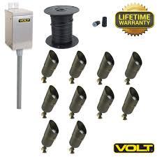 landscape light kits led design affordable led lighting kit collection 7