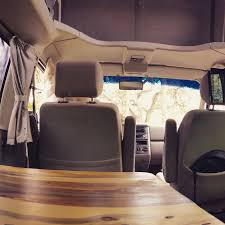 blue pine interior in custom vw eurovan westfalia weekender blue pine interior in custom vw eurovan westfalia weekender