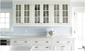 Unique Glass Kitchen Cabinet Doors White The Ignite Show