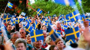 Sveriges nationaldag firas sedan 1893 till åminnelse av gustav vasas val till kung 1523 och av 1809 års regeringsform. Darfor Firar Vi Nationaldagen Den 6 Juni