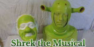 shrek the al can be a daunting ion with elaborate costumes sets and cography it can bee an expensive show to put on