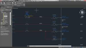 product features autocad electrical 2018 autodesk electrical wiring diagram using autocad autocad electrical features for coil and contact