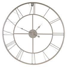 <b>часы настенные KOOPMAN</b> D570мм бежевые металл - Чижик