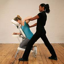 chair massage. qualification gained. diploma in chair massage plus