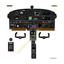 similiar piper seminole instrument panel keywords cockpit posters › piper pa44 seminole aircraft cockpit poster