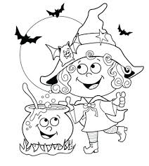 Hallowen Coloring Pages Free Printable Coloring Pages For Kids Free ...
