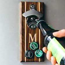 wall mounted magnetic bottle opener magnetic bottle opener wall mounted bottle opener with magnetic cap catcher wall mounted