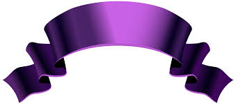 Purple Ribbon Banner Purple Banner Png Clipart Image Gallery Yopriceville