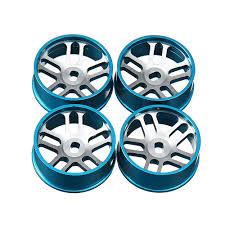 <b>4PCS</b> Wltoys Metal Hub <b>RC Car Wheel</b> 1/28 For K989 And IW04M ...