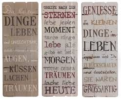 Nostalgie Schild Happiness Is A Way Of Life Shabby Vintage Best