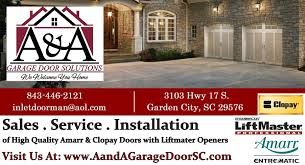 secure your company s assets when you opt for commercial garage door installation from a a garage door solutions we have the industrial strength attitude