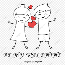 Cute Couple Png Cute Couple Couple Vector Love Lovely Png And Vector With